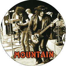 CHAPA/BADGE MOUNTAIN . pin button leslie west felix pappalardi spirit led zeppel