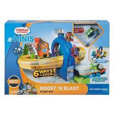 Thomas & Friends Minis Boost n Blast Stunt Set   BRAND NEW