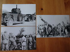 Tripoli Italian troops. World War 2 photographs