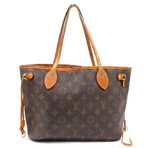 LOUIS VUITTON Handbag Neverfull PM Monogram M40157