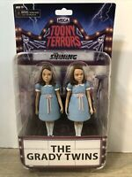 """The Shining Toony Terrors The Grady Twins 6"""" Scale Action Figure NECA New In Box"""