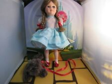 Wizard of Oz Dorothy & Toto Doll  Artist Marjorie Spangler limited edition rare
