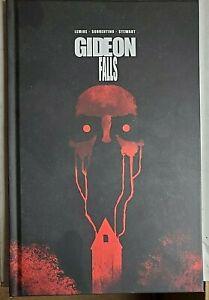 Gideon Falls Hardcover HC Local Comic Shop Day Jeff Lemire LCSD SEALED