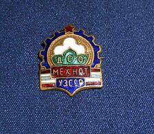 football/soccer pin  USSR  DSO MECHNAT UZBECKISTAN   enamel old rare