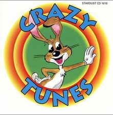 Crazy Tunes by Various Artists (CD, Dec-1995, Stardust Records)
