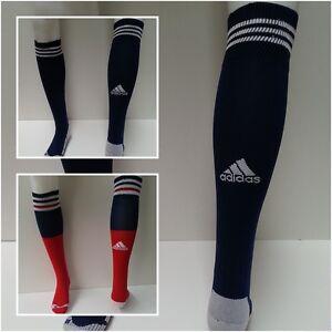 Adidas Fußballstutzen Fußballsocken Fußballstrümpfe Stutzen Socken blau rot FFR