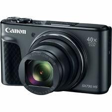 Canon PowerShot SX730 HS Digital Camera (Black) 1791C001