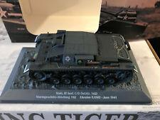 Altaya 1/43 Sturmgeschütz III/Tank/Panzer/Tanque/Carro Armato