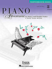 Piano Adventures Performance Book, Level 3B-ExLibrary