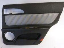 Türverkleidung rechts hinten schwarz/grau ALFA ROMEO  166 (936) 2.0 T.SPARK