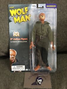 "Mego 8"" Wolf Man  Action Figure"
