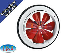 Axial-Lüfter • Fensterventilator • ø160mm - 450m³/h / AX160  • SONDERAKTION •