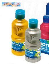 1 bottiglia di colore acrilico Giotto 250 ml - Oro