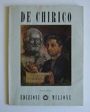 12 opere di Giorgio De Chirico Pica Savinio Piacentini Surrealismo Breton Dalì