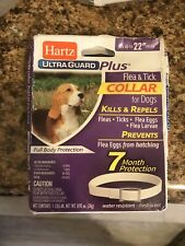 Hartz Ultra Guard Plus Flea & Tick Collar for Dogs