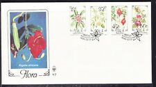 South West Africa 1990 Flowers First Day Cover 4.2
