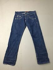 "damen miss sixty ""straight"" jeans-w31 l32-dunkelblau waschung-super zustand"