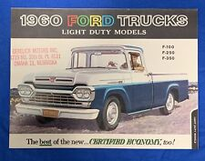 """1966 Ford /""""Clues To Successful Truck Operation Magazine/"""" Dealer Sales Brochure"""