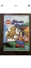 IN HAND LEGO DC Wonder Woman 77906 Limited Edition DC Comic Fandom! SHIPS fast