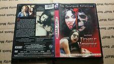 Jess Franco's Female Vampire (DVD, 2000, The EuroShock Collection) 1973, HORROR