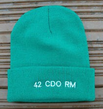 42 Commando Royal Marines Beanie