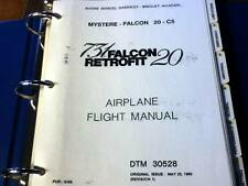 Mystere 731 RetroFit Falcon 20-C5, 20-D5 & 20-E5 Airplane Flight Manual