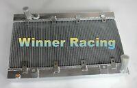 Fit Ferrari 328 GTB / 328 GTS 1985-1989 86 87 88 Full aluminum radiator