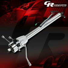 """FOR 55-59 CHEVY GM STAINLESS COLUMN SHIFTER HOT ROD 30""""TILT AUTOMATIC STEERING"""