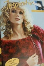 Schachenmayr Inspiration Book #78 English Knitting Patterns Fall/Winter