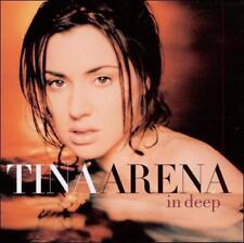 In Deep by Tina Arena (CD, Oct-1997, Mushroom)