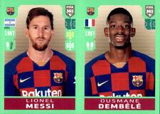Panini Fifa 365 2020 Sticker 103 - Lionel Messi - Ousmane Dembele