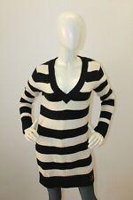 Maglione RALPH LAUREN Sweater Pullover Pull Lungo Lana Woman Taglia Size S