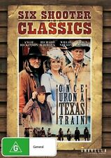 Once Upon A Texas Train (NTSC Format DVD Region 4)