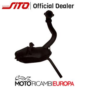 OFFERTA Marmitta SITO 0245 Scarico per Piaggio APE TM703- CAR - P2 P3