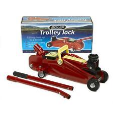 Equip 2 Ton Hydraulic Floor Trolley Jack Tonne Lifting Heavy
