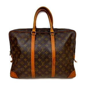 Louis Vuitton LV Brief Case M53361 Porte Documents Voyage Monogram 1721112