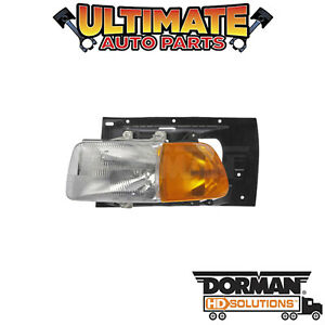 Dorman: 888-5302 - Headlight Assembly