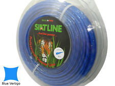 Professional Quality Silent Strimmer line cord,2,7 mm,BLUE VERTIGO,MADE IN ITALY