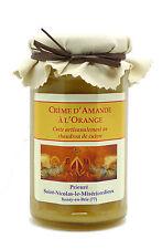 Crème d'Amande à l'Orange 270g Prieuré Saint-Nicolas