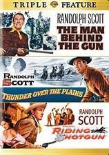 Man Behind The Gun Thunder Over The P 0012569760257 DVD Region 1
