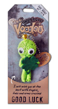 Watchover VooDoo Doll Good Luck Key Ring Charm