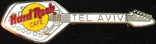 Hard Rock Cafe TEL AVIV 1993 White VOX ORGAN GUITAR PIN - HRC Catalog #9664