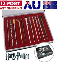 11PCS-Harry-Potter-Hermione-Dumbledore-Sirius-Voldemort-Fleur-Magic-Wands NEW