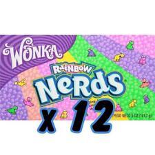 Wonka Nerds Rainbow (12x141,7g)