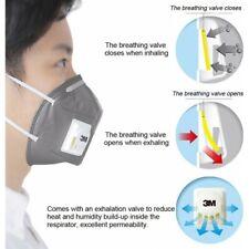 3M 9542V Fold Flat Face Mask N95 Valved Particulate Respirator FFP2 - 20 PACK *4