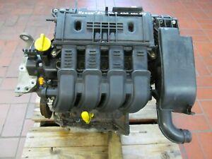 Renault Kangoo KC Motor D4F Benzin 1,2 16V 55 KW 131000km original Bj 03-