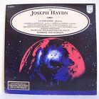 """33T Joseph HAYDN Disque LP 12"""" LA CREATION - H VON KARAJAN - MUSIQUE ALPHA N° 34"""