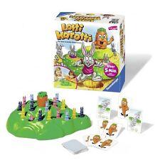 Ravensburger Kinderspiel Lotti Karotti Wettlaufspiel für Kinder Kinderspiele