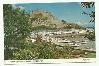 Mont Orgueil Castle, Jersey postcard