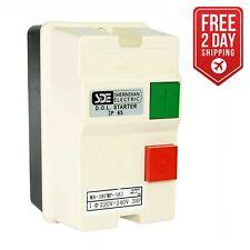 1-Phase, 50Hz @ 240V-60Hz @ 220V, 3-Hp, 18-26-Amp Magnetic Switch - Csa Approved